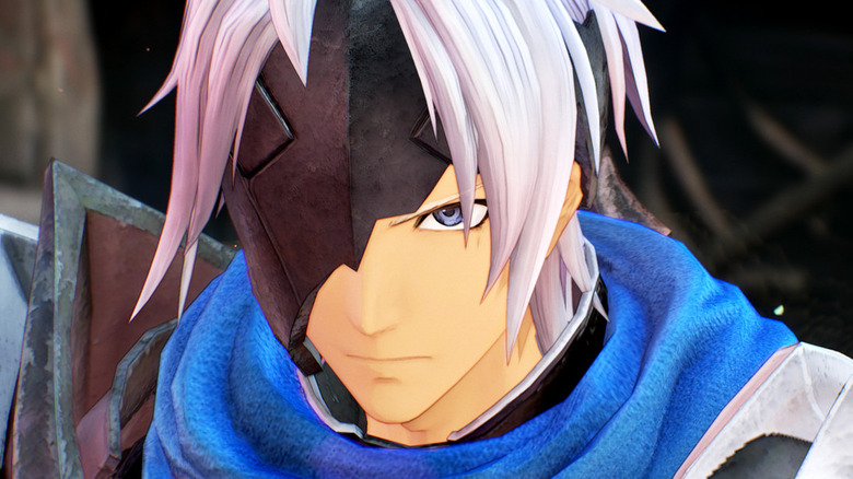 Alphen Tales of Arise serious face