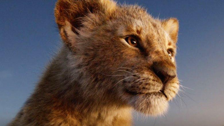 The Lion King Disney live-action remake