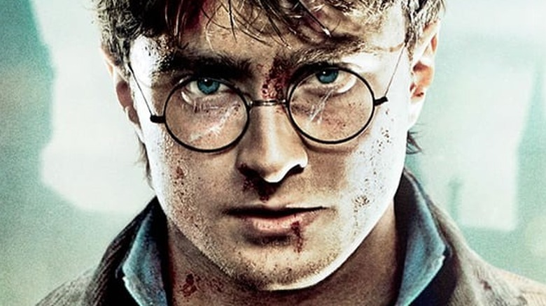 Harry Potter in Deathly Hallows