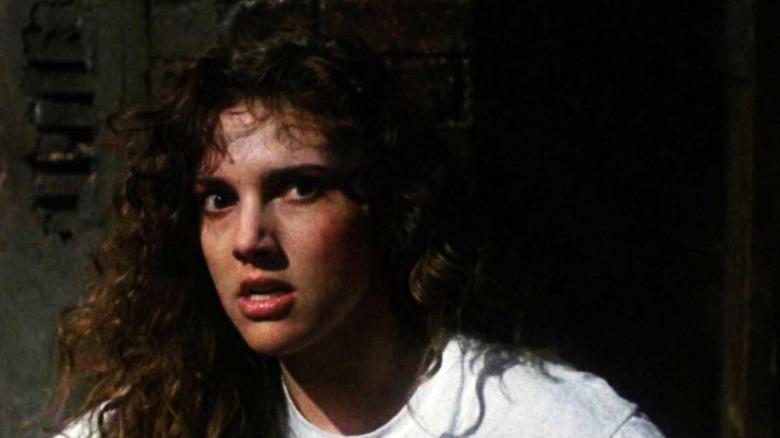 "Ashley Laurence in ""Hellraiser"""