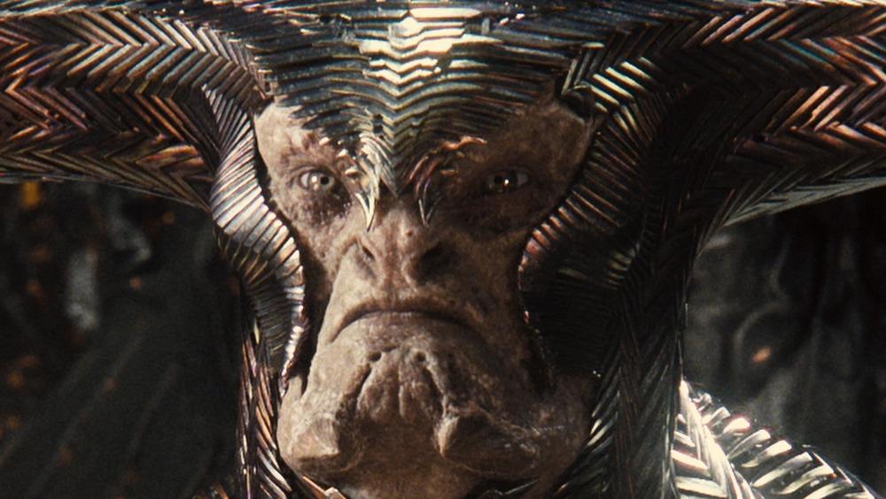 Steppenwolf Zack Snyder's Justice League
