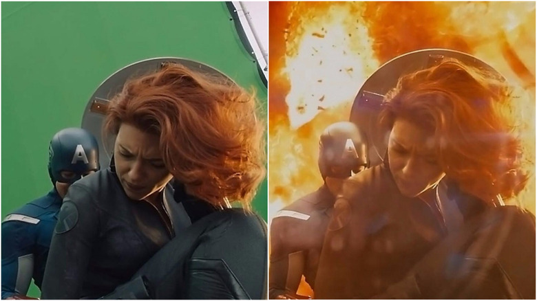 "Movie: ""The Avengers"" (2012)"