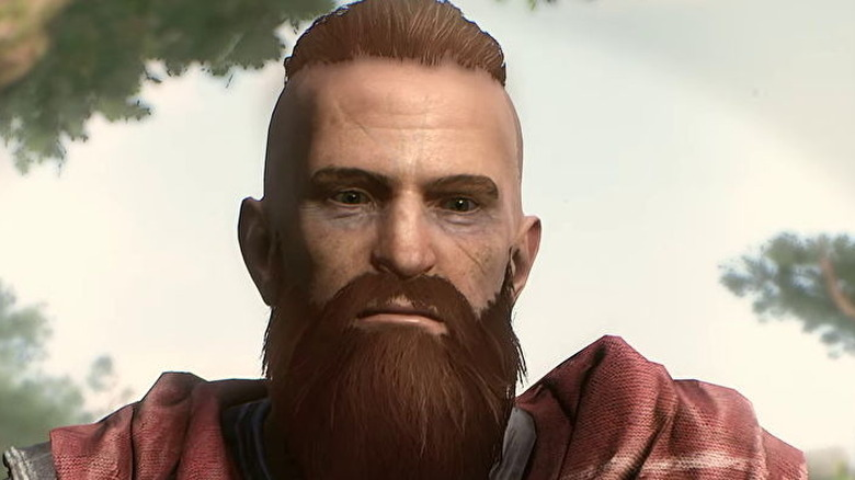 Outriders male protagonist