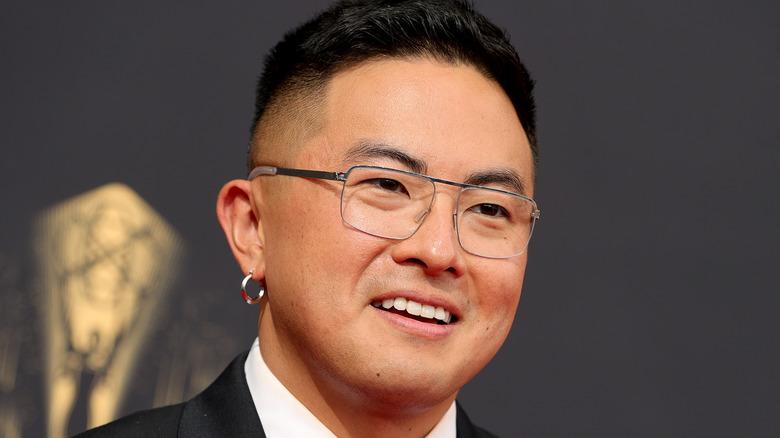 Bowen Yang smiling