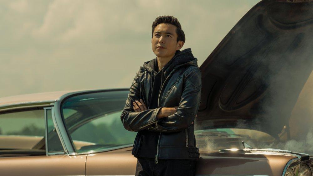 Justin H. Min as Ben on The Umbrella Academy