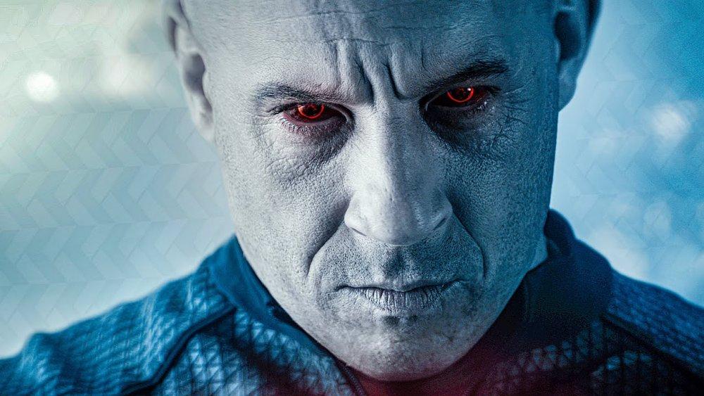 Vin Diesel as Bloodshot in Bloodshot