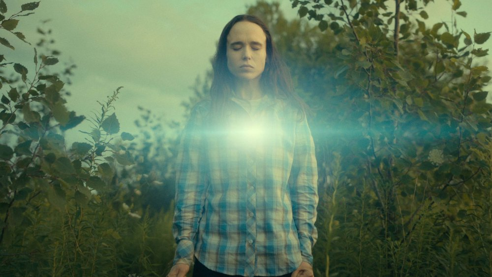 Ellen Page as Vanya Hargreeves on The Umbrella Academy Season 2