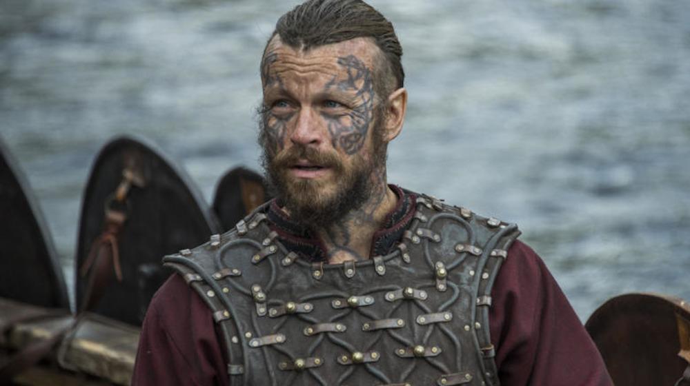 Peter Franzén on Vikings