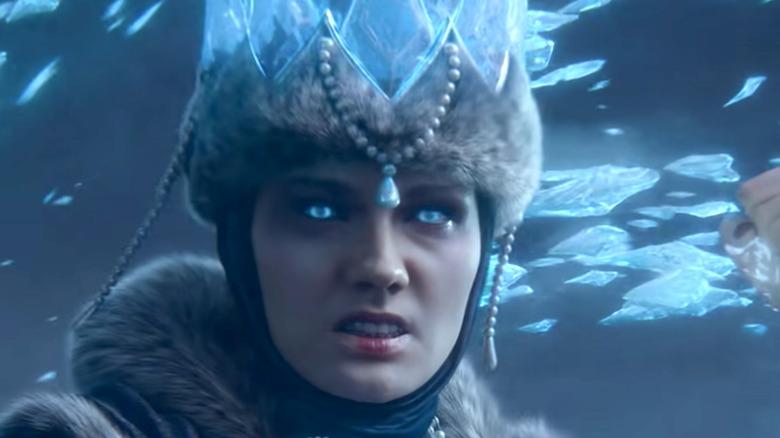 Katarin Bokha magical ice