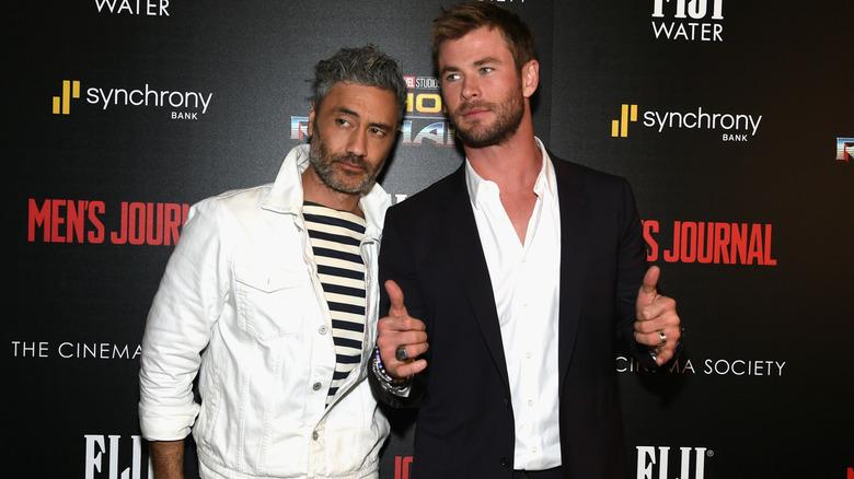 Hemsworth and Watiti