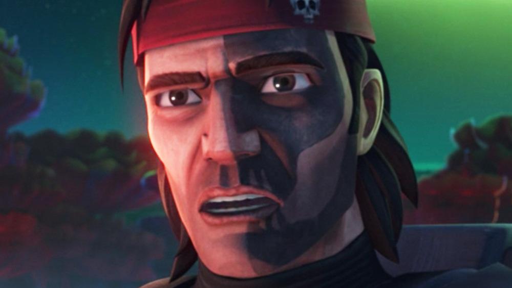 Hunter in Star Wars: The Clone Wars