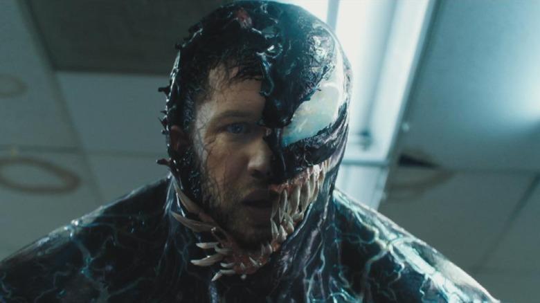 Tom Hardy in Venom trailer