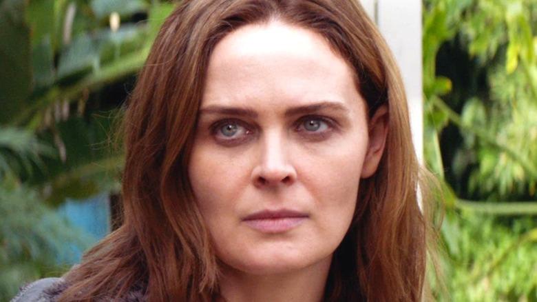 Emily Deschanel as Angela