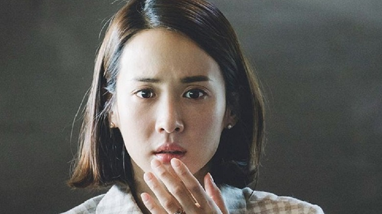 Yeo-jeong Cho in Parasite