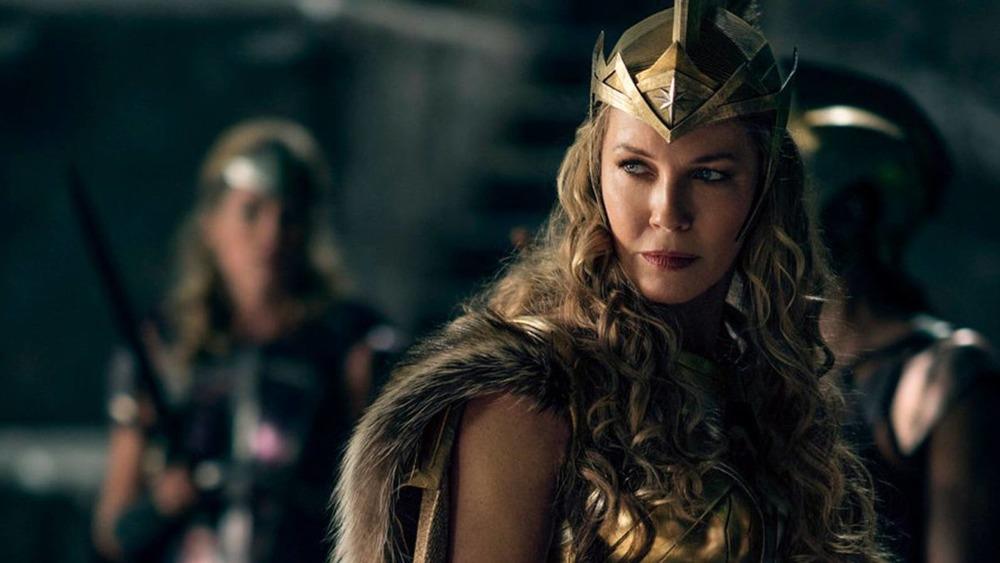 Justice League Queen Hippolyta