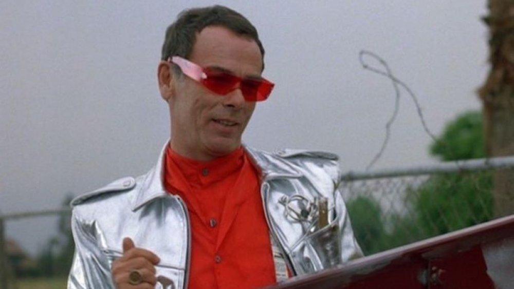 Dean Stockwell as Al in Quantum Leap