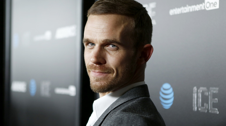 Cam Gigandet attends the premiere of AT&T Audience Network's 'ICE' at ArcLight Hollywood