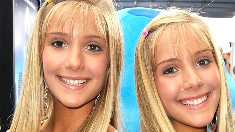 Milly and Becky Russo