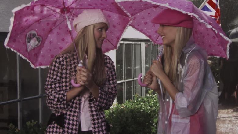 Camilla, Rebecca Rosso Legally Blondes