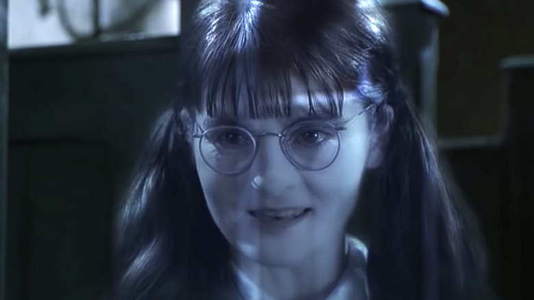 Moaning Myrtle Harry Potter