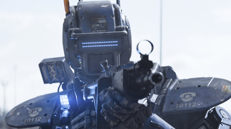 Chappie in Chappie