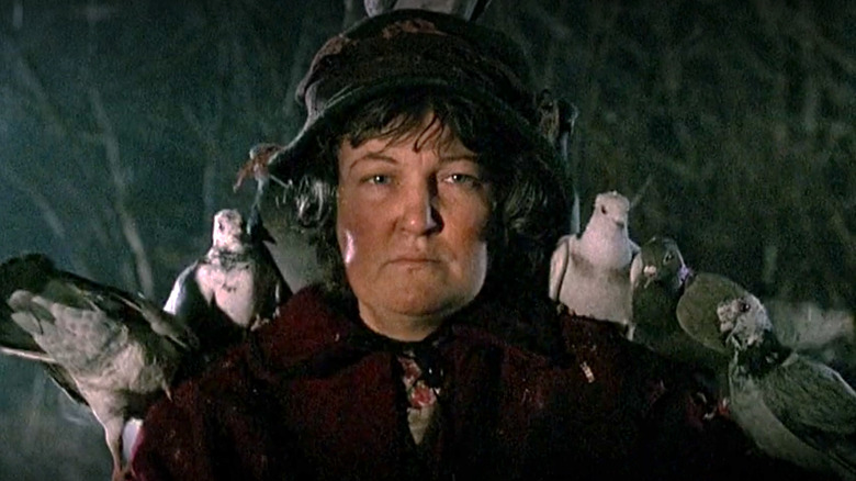 Brenda Fricker as Pigeon Lady from Home Alone 2 Lost in New York