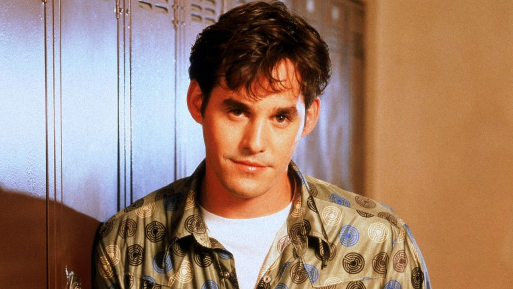 Nicholas Brendon as Xander Harris on Buffy the Vampire Slayer