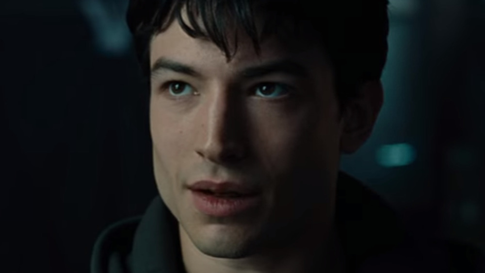 Barry Allen/The Flash in Zack Snyder's Justice League