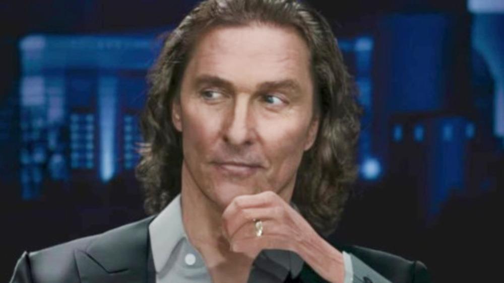 Matthew McConaughey Doritos ad