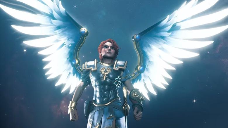 Fenyx from Immortals: Fenyx Rising