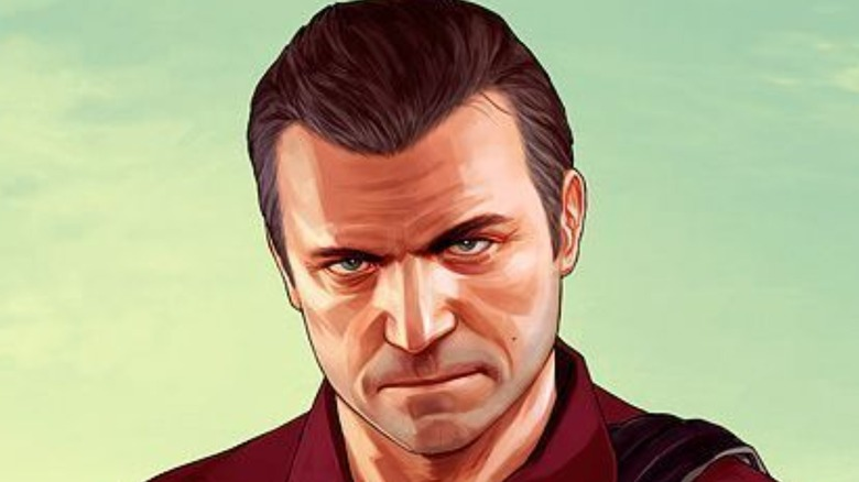 Grand Theft Auto 5 Michael