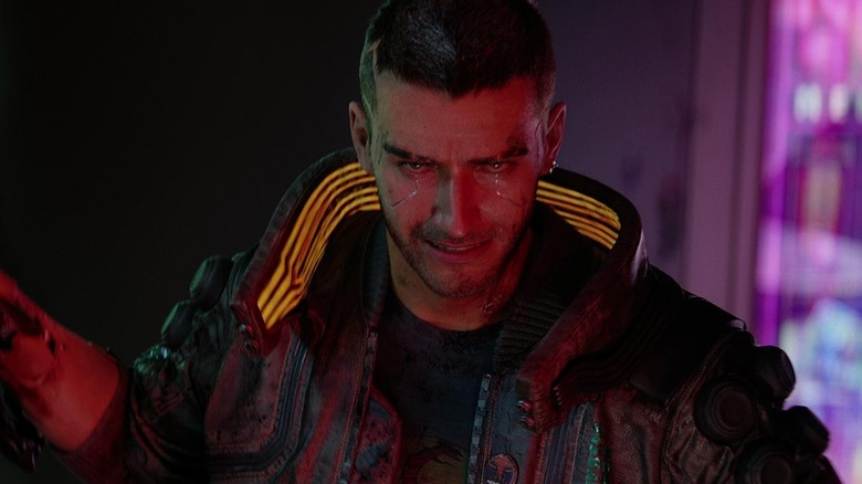 cyberpunk 2077, cd projekt red, multiplayer, mode, competitive, when, release, launch, ready