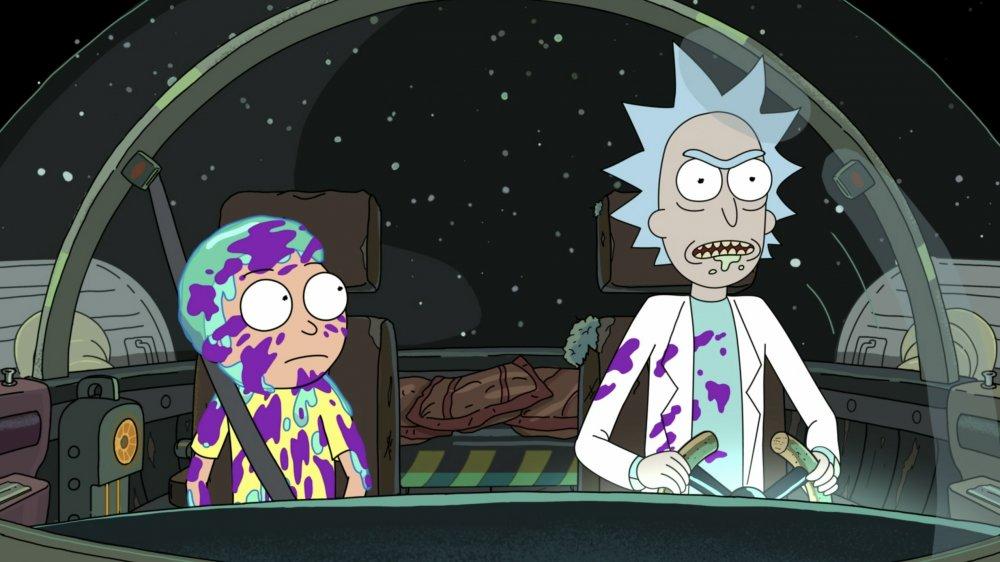 Rick and Morty season 4 episode 4