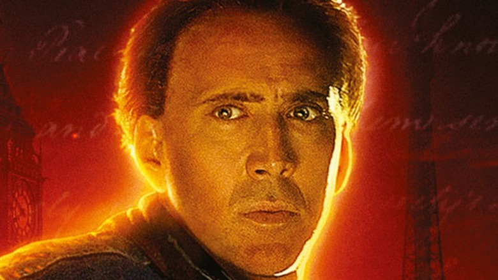 Nicholas Cage as Ben Gates National Treasure