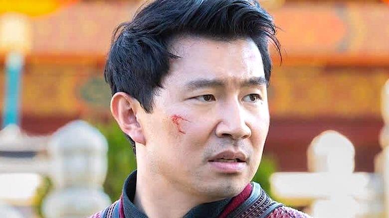 Shang-Chi in battle at Ta Lo