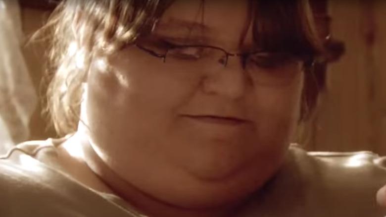 "Melissa Morris on ""My 600-lb Life"""