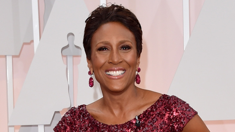 Where Is Robin Roberts From Good Morning America?