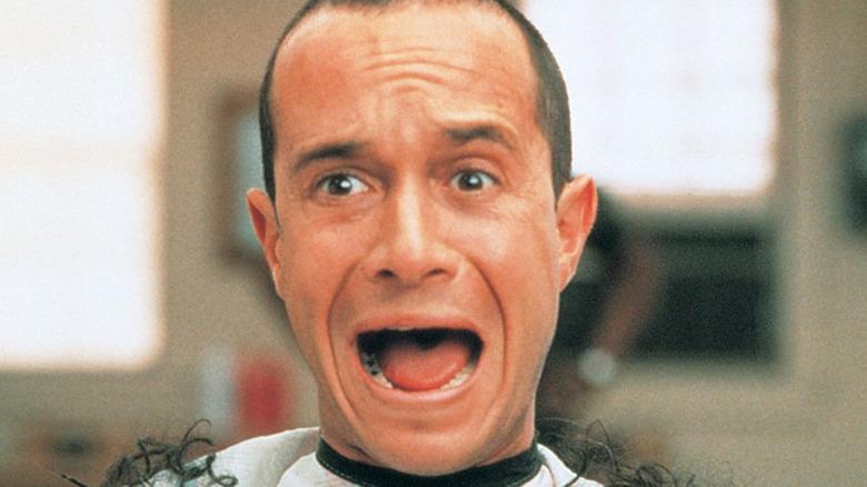 Pauly Shore Bones Conway haircut yelling