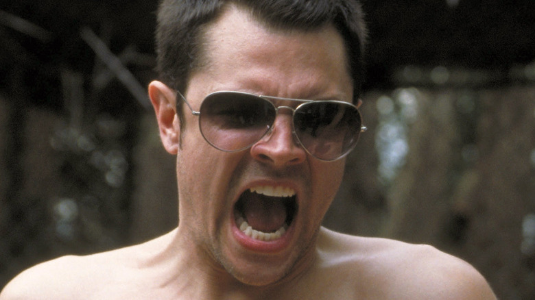 Johnny Knoxville in Jackass