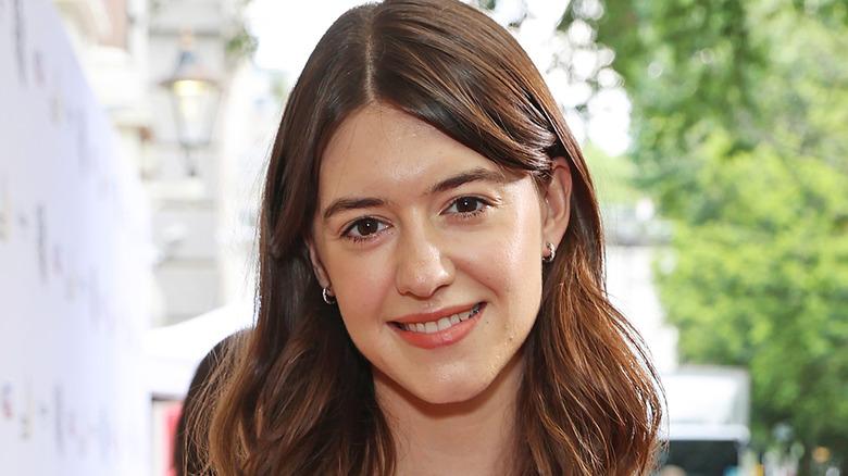 Daisy Edgar-Jones smiling
