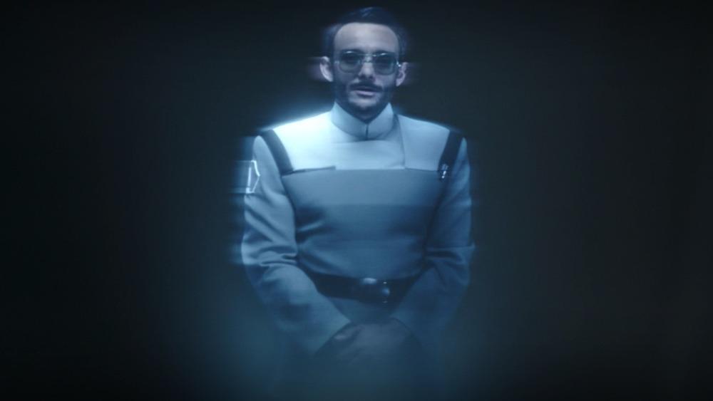 Omid Abtahi as Dr. Pershing in The Mandalorian