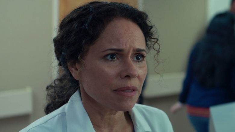 Lana Young concerned doctor