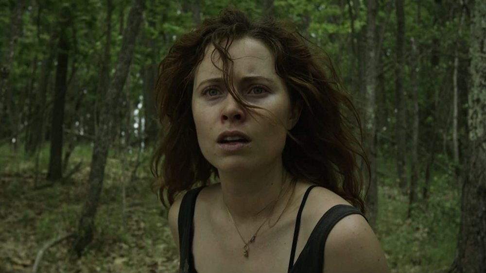 Hannah Emily Anderson as Jackie in What Keeps You Alive