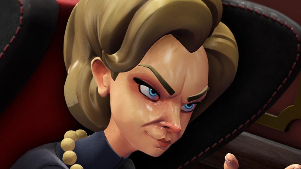 Emma from Evil Genius 2: World Domination