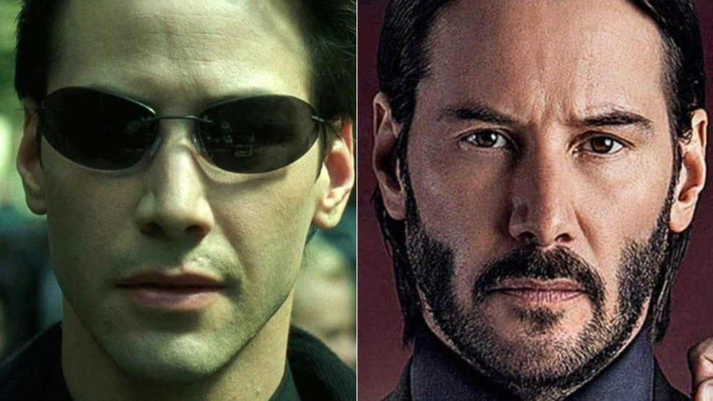 The Matrix Revolutions, John Wick: Chapter 2