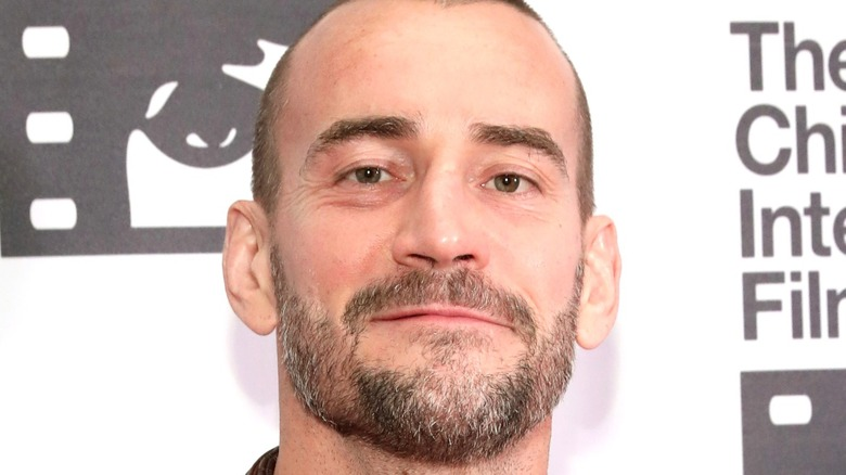 CM Punk, actor, AEW star, and MMA performer
