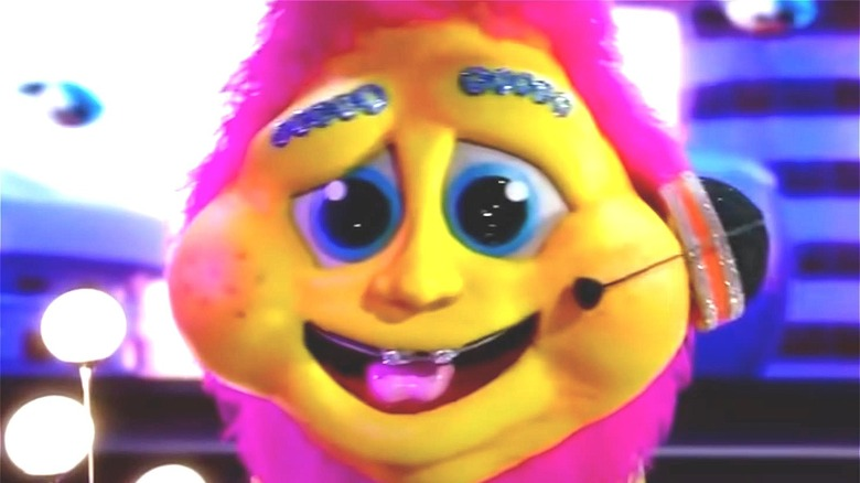 The Masked Singer Caterpillar