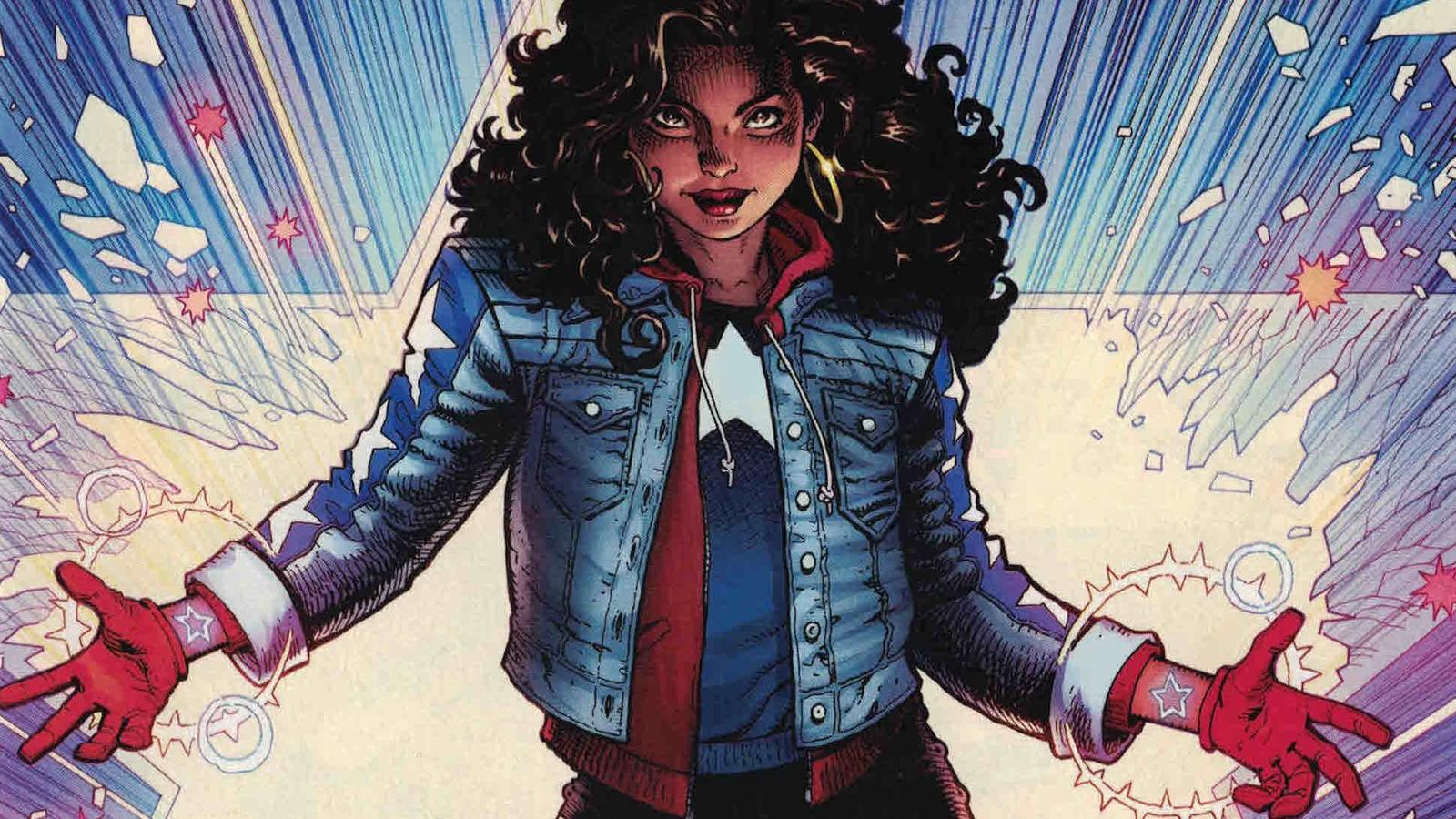 Who Is Marvel's America Chavez?
