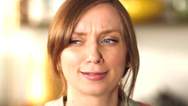 Lauren Lapkus in AHA commercial
