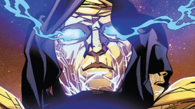 The Living Tribunal in space